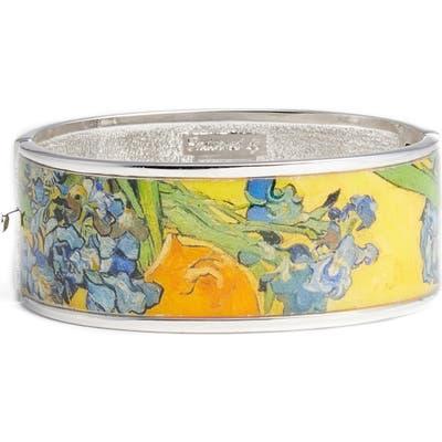 Erwin Pearl Irises Hinge Bracelet