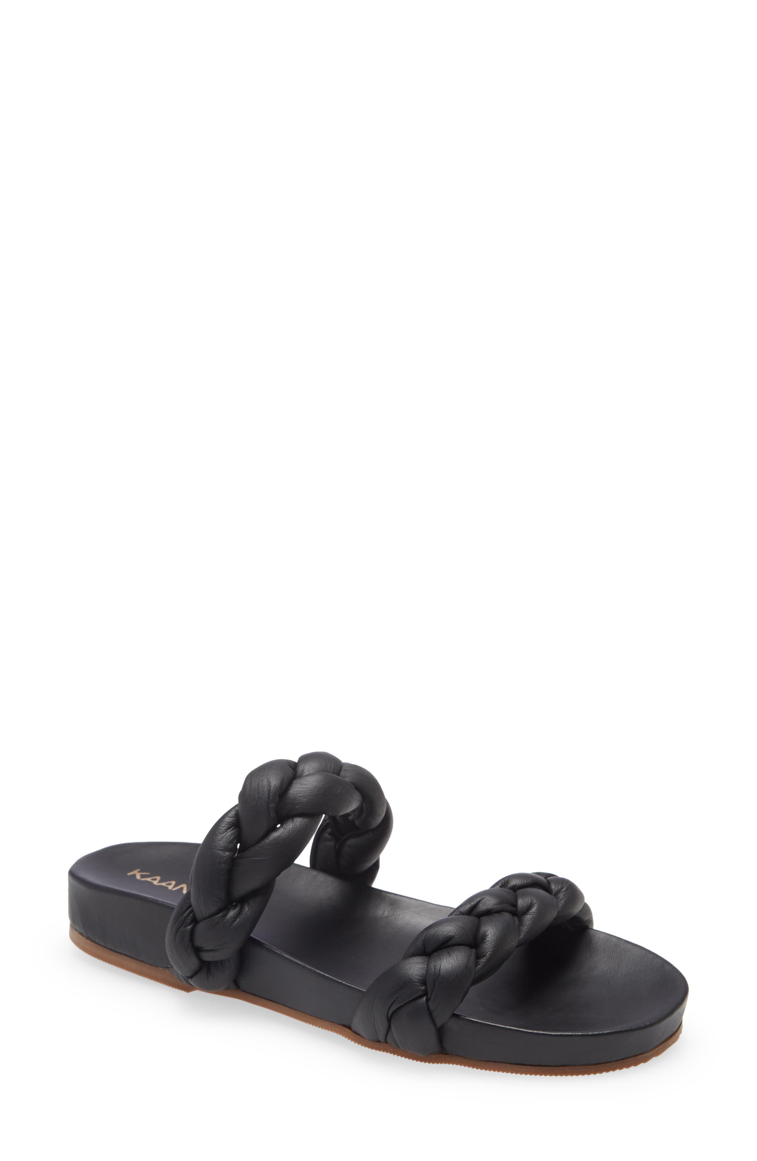 Coco Braided Slide Sandal