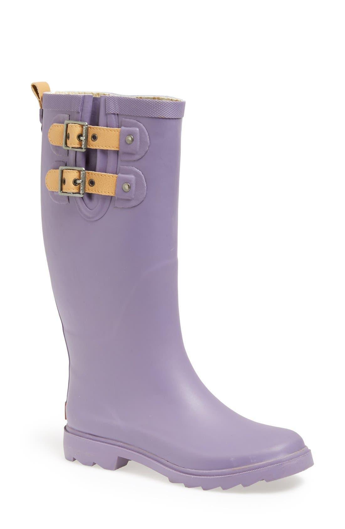 ,                             'Top Solid' Rain Boot,                             Main thumbnail 97, color,                             502