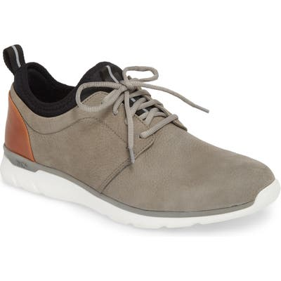 Johnston & Murphy Prentiss Xc4 Waterproof Low Top Sneaker- Grey