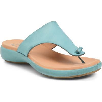 Kork-Ease Lil Flip Flop, Blue
