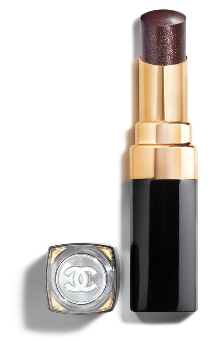 CHANEL ROUGE COCO FLASH I<br />lluminating Top Coat, Main, color, 204 DEEPNESS