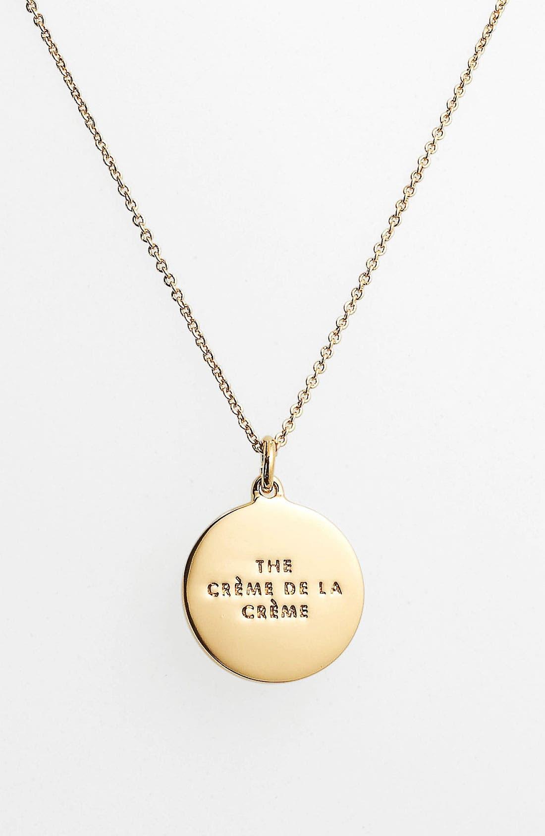 ,                             'idiom' reversible pendant necklace,                             Alternate thumbnail 17, color,                             900