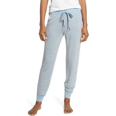 Felina Camilla Terry Jogger Pants, Blue