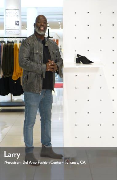 Laine Block Heel Sandal, sales video thumbnail