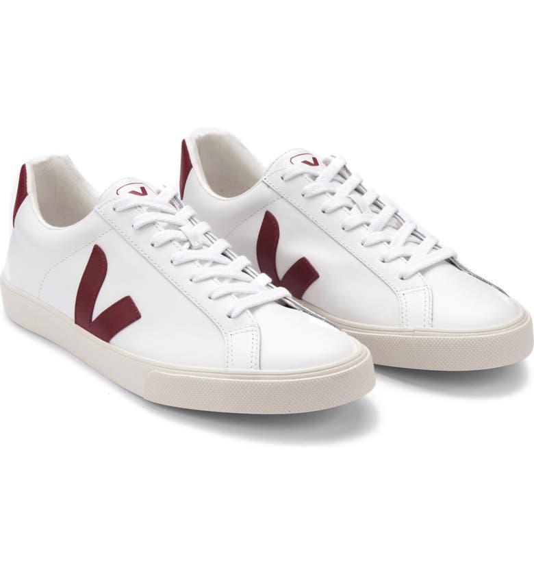 VEJA Esplar Sneaker, Main, color, EXTRA WHITE/ WHITE