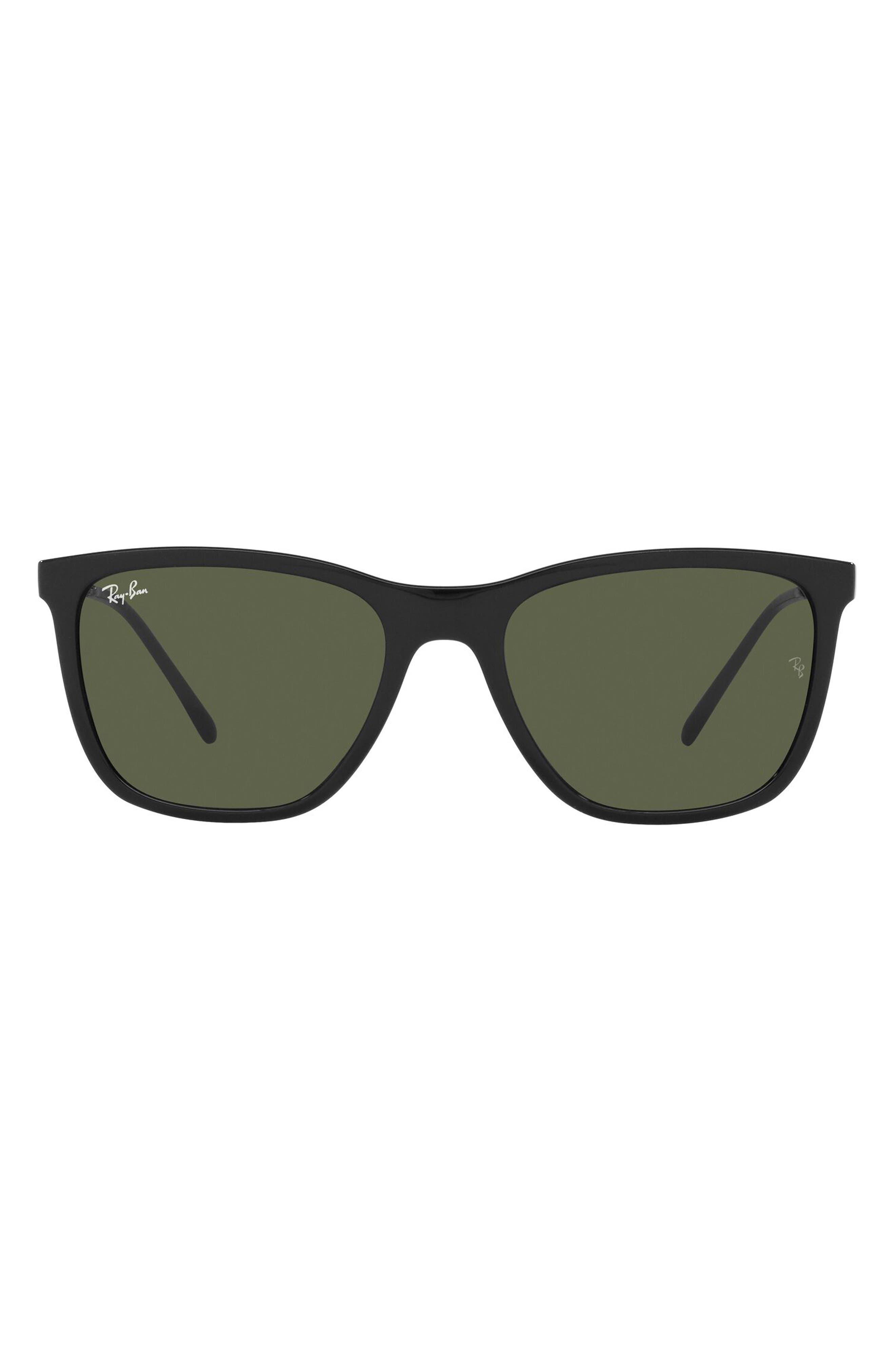Women's Ray-Ban 56mm Pillow Sunglasses - Havana / Brown