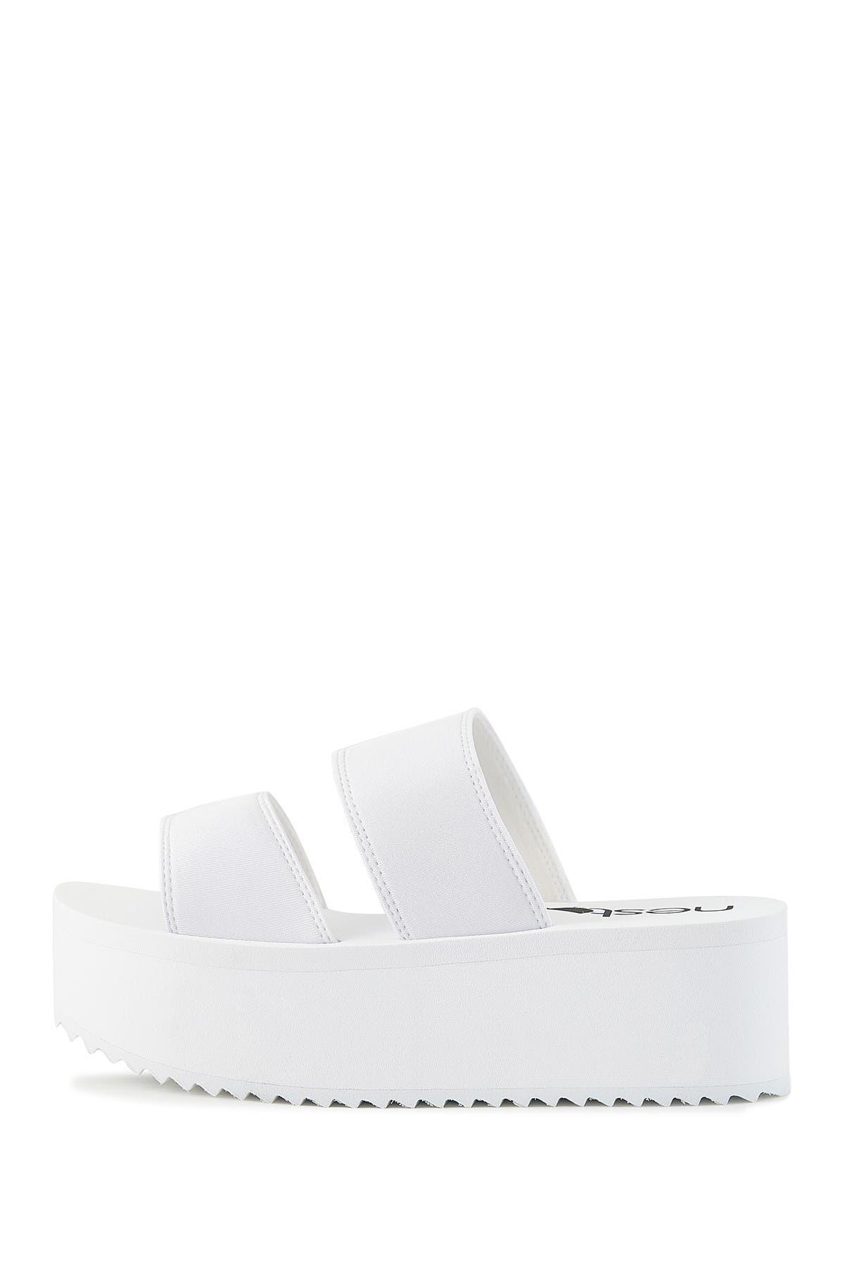Image of NEST FOOTWEAR Dual Strap Platform Sandal