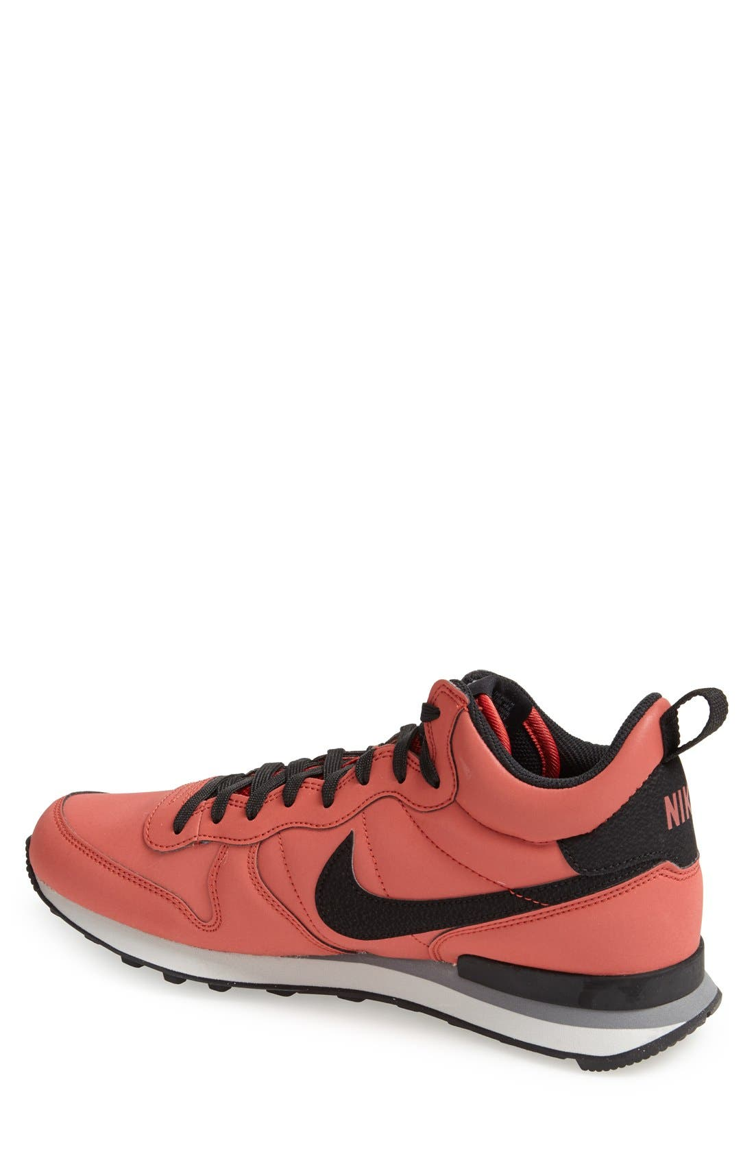 ,                             'Internationalist Mid QS' Sneaker,                             Alternate thumbnail 8, color,                             600