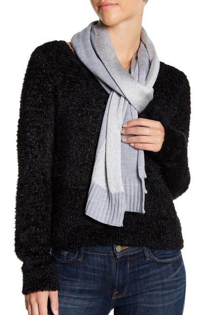 Image of MICHAEL Michael Kors Heat Transfer Studded Scarf