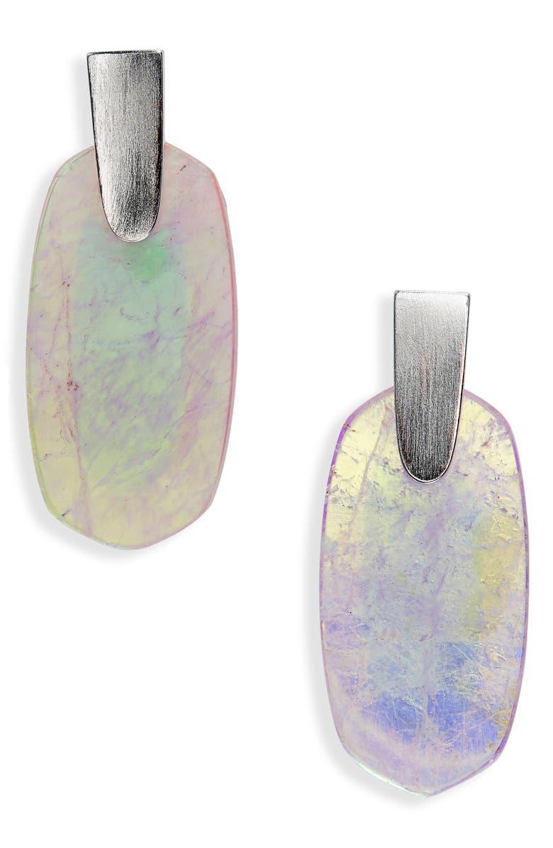 KENDRA SCOTT Aragon Drop Earrings, Main, color, 045