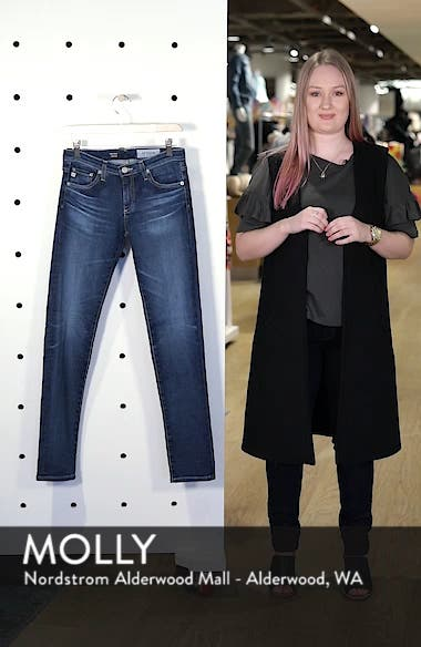 'The Stilt' Cigarette Leg Jeans, sales video thumbnail