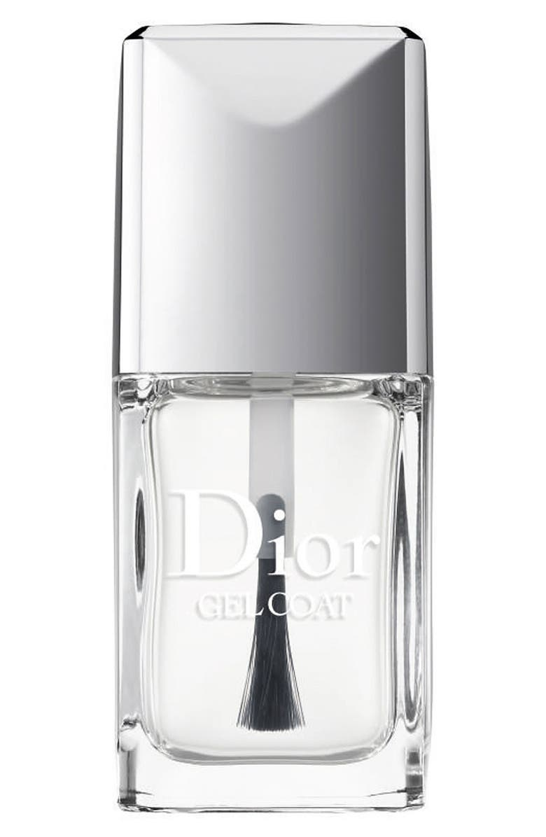 DIOR Gel Top Coat, Main, color, 000