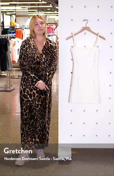 Take On Body-Con Minidress, sales video thumbnail