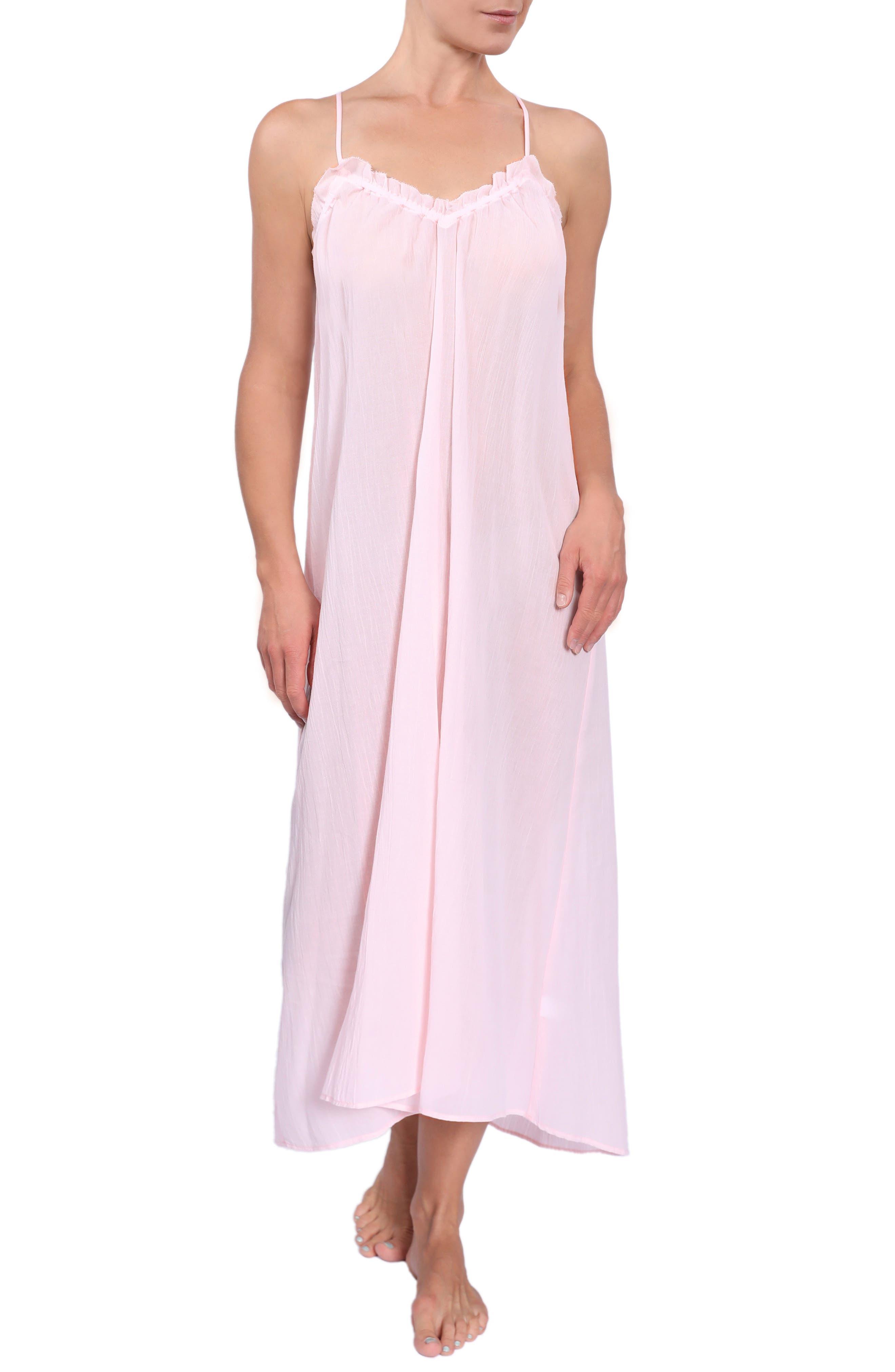 Ruffle Nightgown