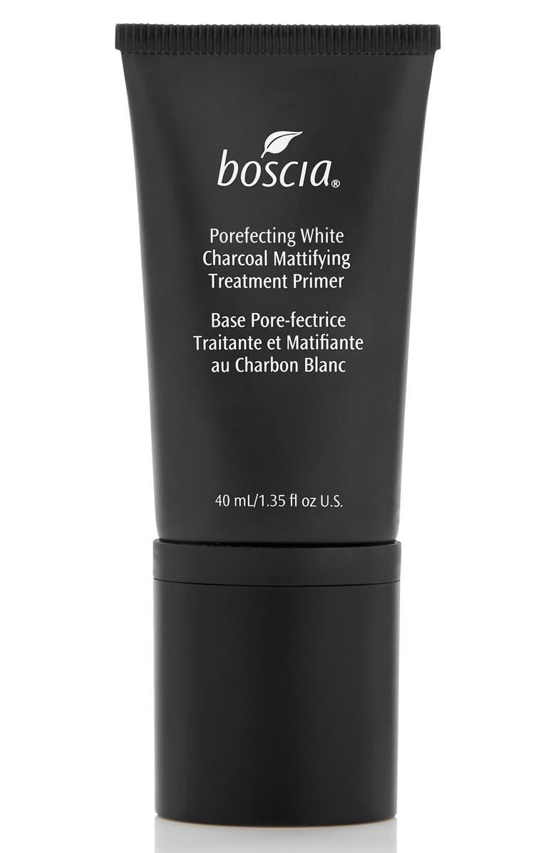 BOSCIA Porefecting White Charcoal Mattifying Treatment Primer, Main, color, NO COLOR
