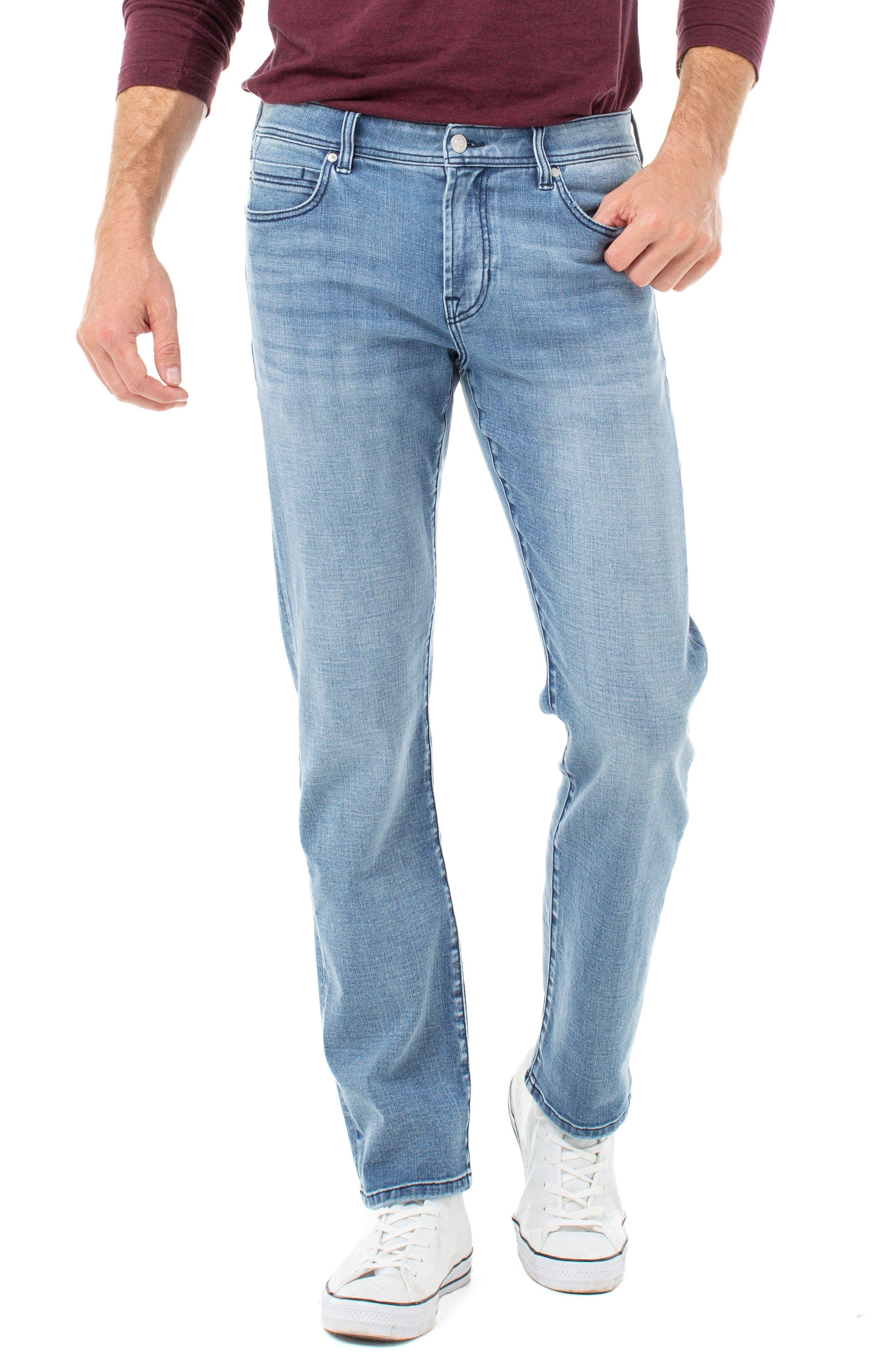 Regent Relaxed Straight Leg Jeans