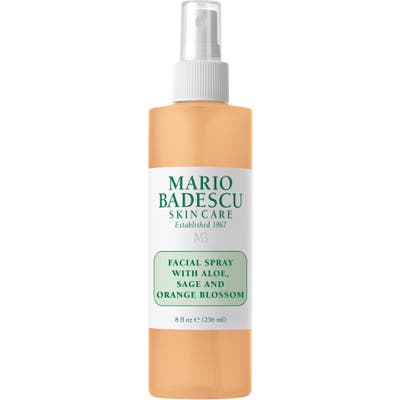 Mario Badescu Facial Spray With Aloe Sage & Orange Blossom, oz