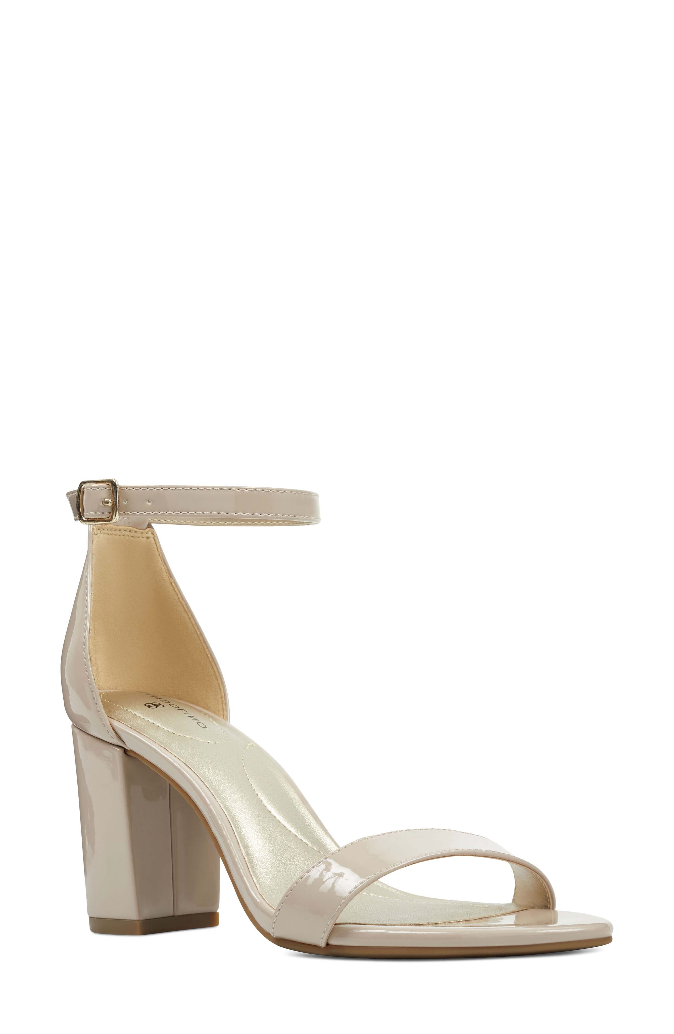 Armory Ankle Strap Sandal