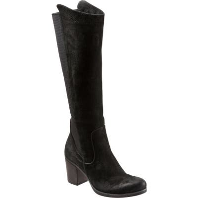 Bueno Walt Knee High Boot - Black