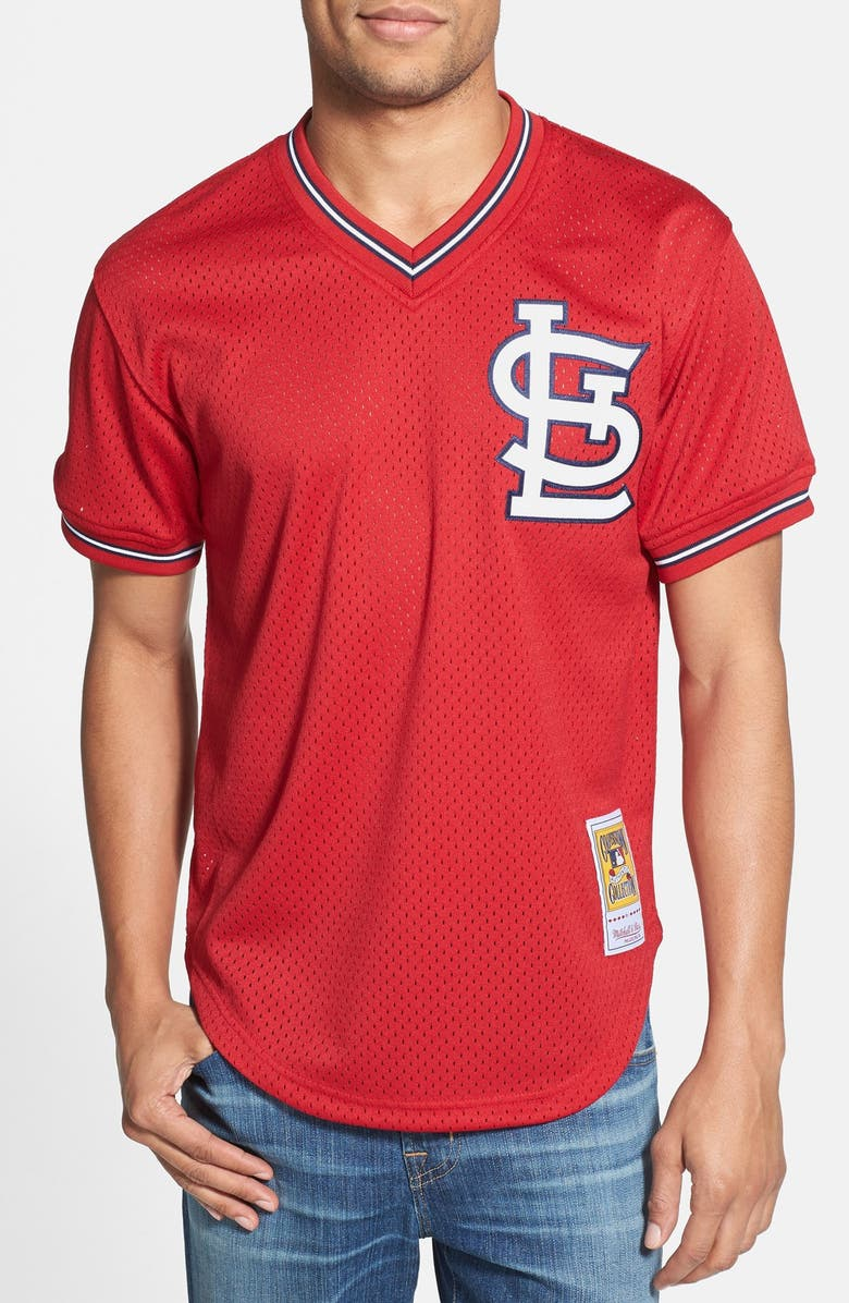 official photos 2f849 574e0 Mitchell & Ness 'Ozzie Smith - St. Louis Cardinals ...