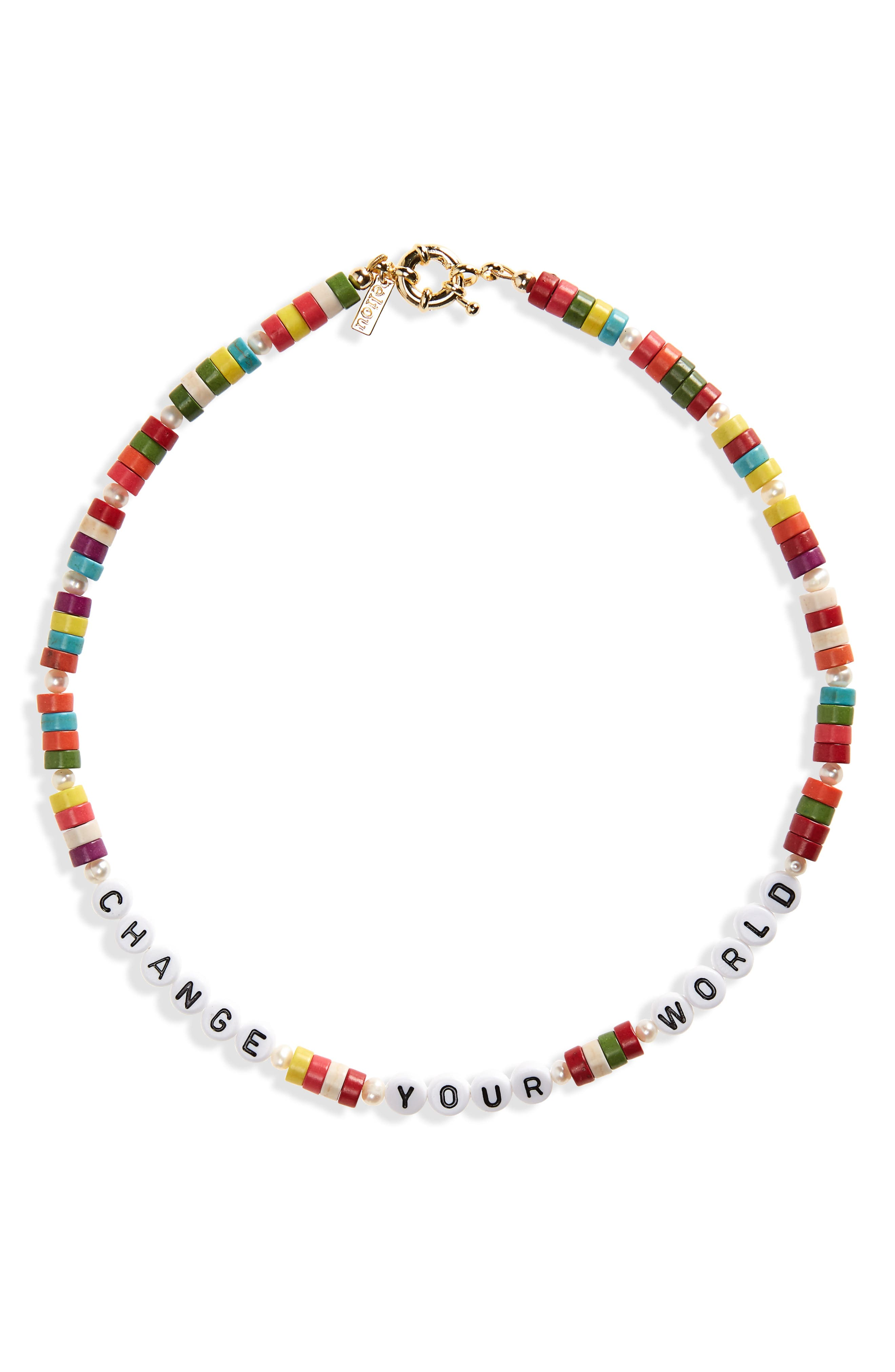 Women's Eliou Change Your World Necklace (Nordstrom Exclusive)