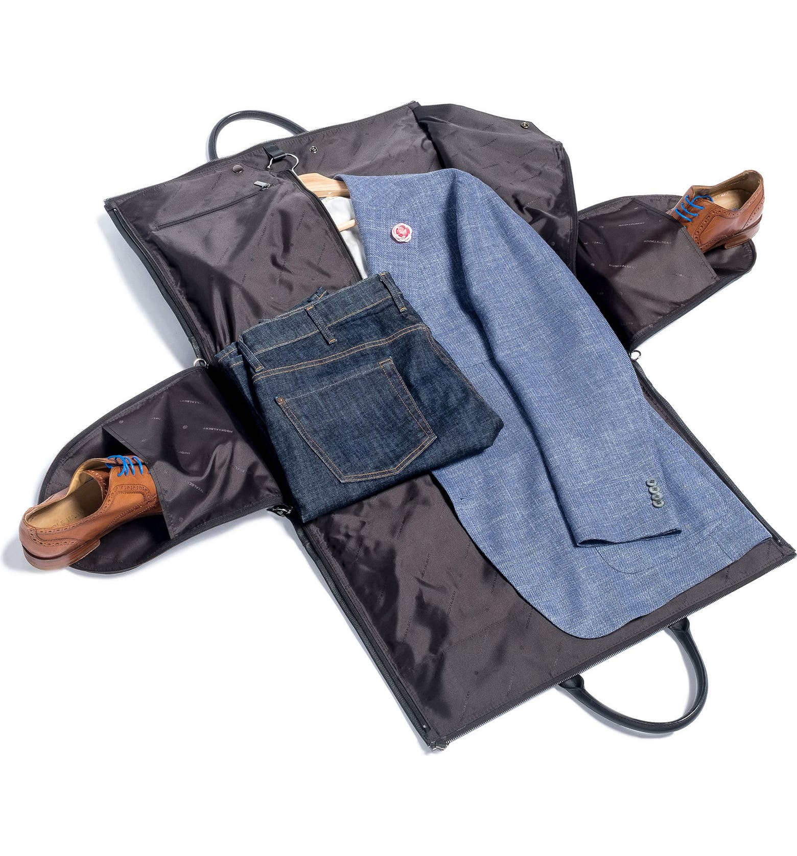 Hook & Albert Garment Bag