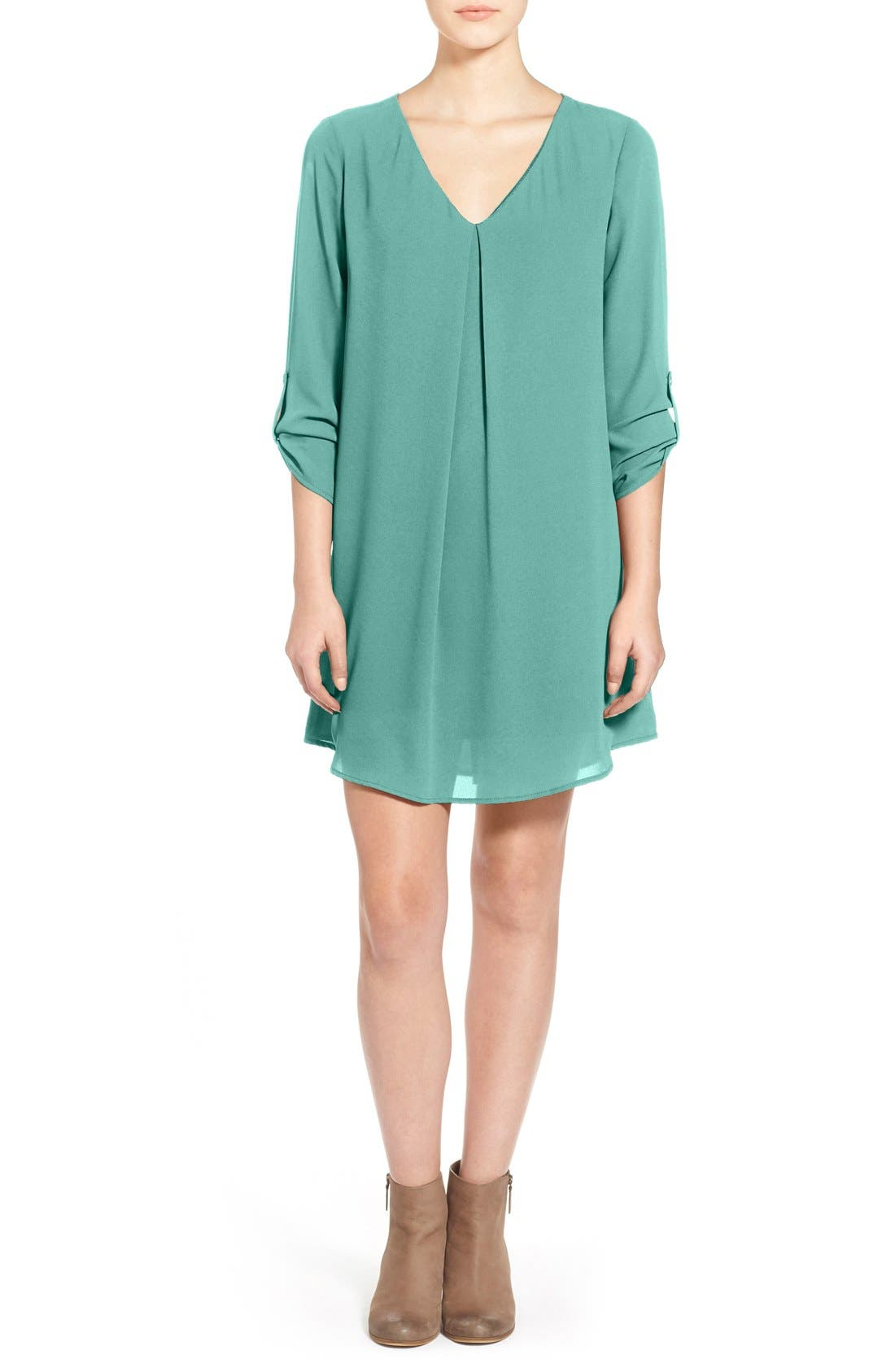 ,                             Karly Shift Dress,                             Main thumbnail 67, color,                             439