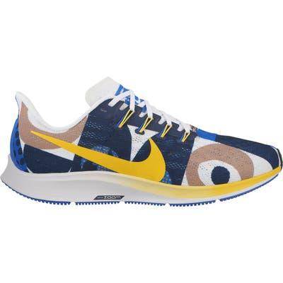Nike Air Zoom Pegasus 36 Cody Running Shoe, Blue