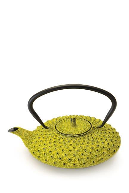 Image of BergHOFF Lemon Yellow Cast Iron Teapot
