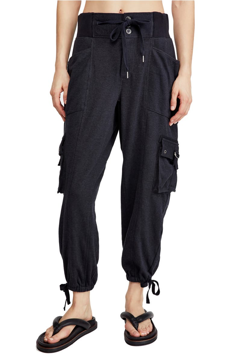 FREE PEOPLE Semi Charmed Jogger Pants, Main, color, 020