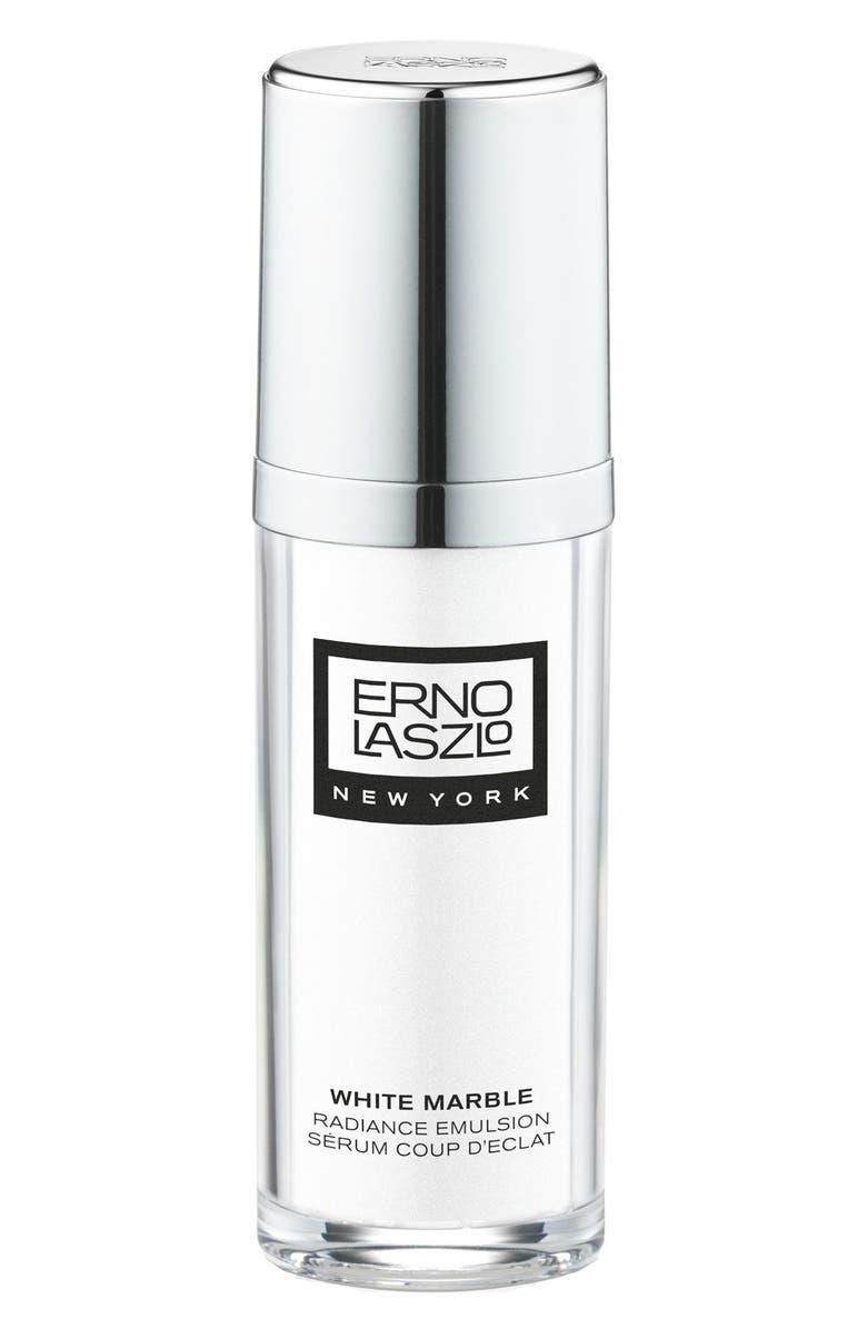 ERNO LASZLO White Marble Radiance Emulsion, Main, color, 000