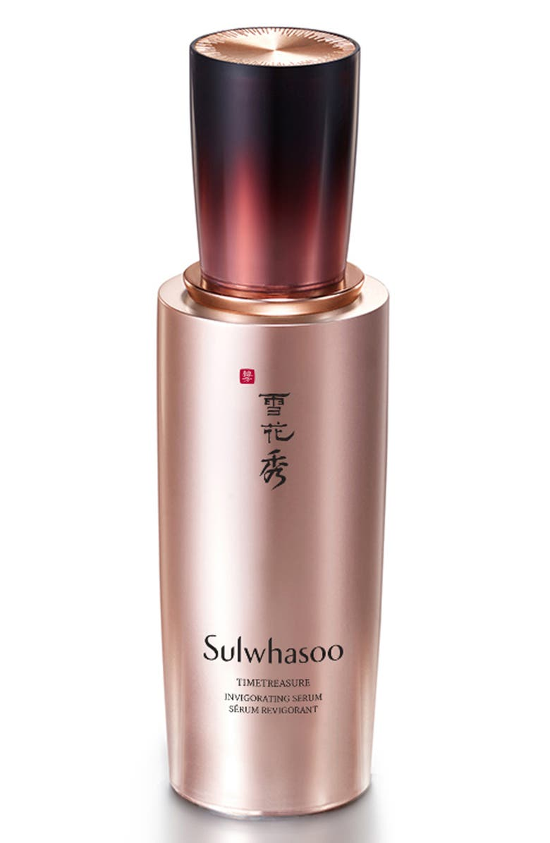 SULWHASOO Timetreasure Invigorating Serum, Main, color, NO COLOR