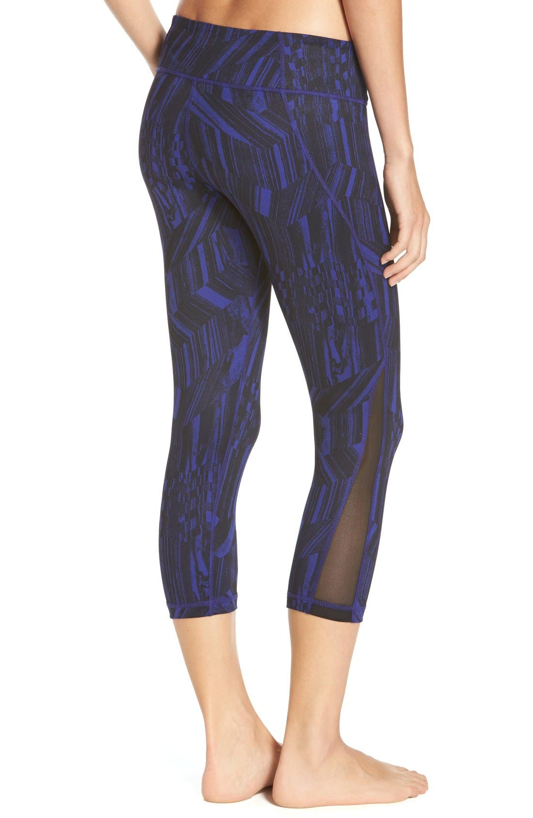 ,                             Live In Streamline Reversible Capris,                             Alternate thumbnail 64, color,                             502