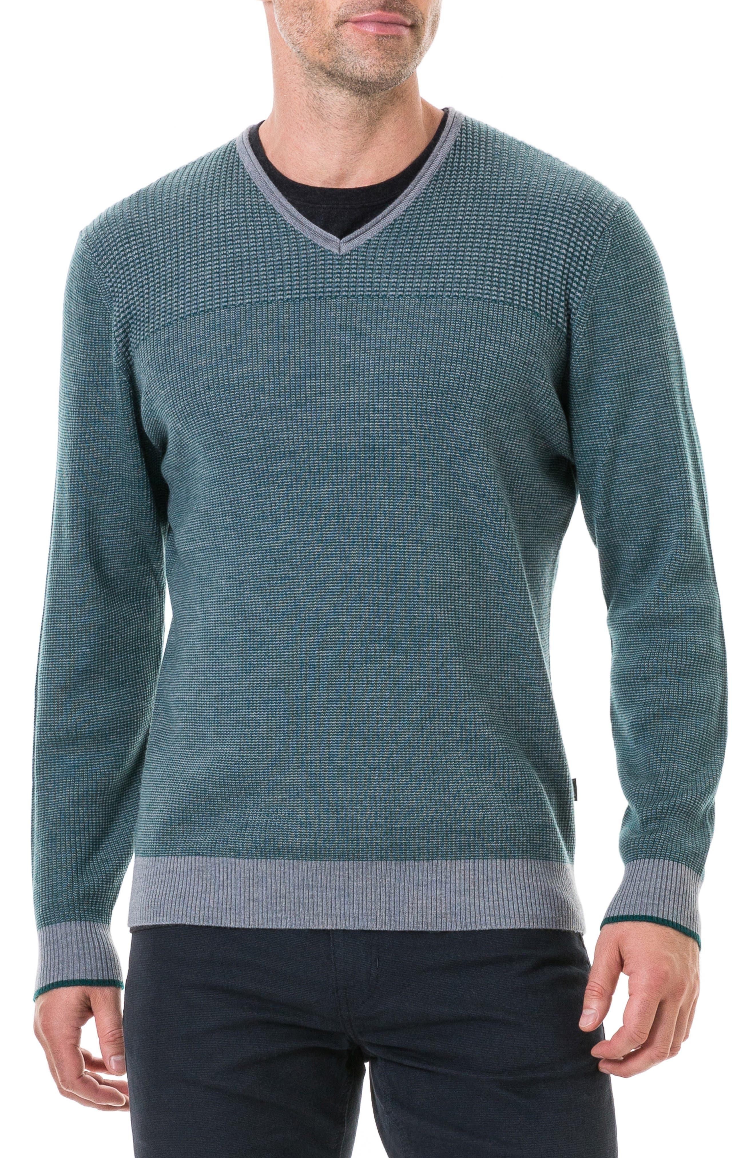 Image of RODD AND GUNN Clark Valley Wool Sweater