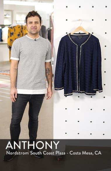 Knit Jacket, sales video thumbnail