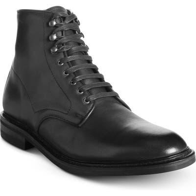 Allen Edmonds Higgins Weatherproof Plain Toe Boot, Black