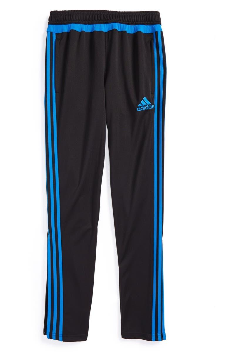 uk availability dda15 937e0 adidas 'Tiro 15' Slim Fit CLIMACOOL® Training Pants (Big ...