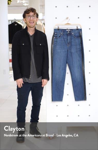 The Perfect Vintage Jean: Metallic Tuxedo Stripe Edition, sales video thumbnail