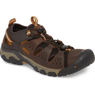Keen Arroyo Iii Hiking Sandal- Brown