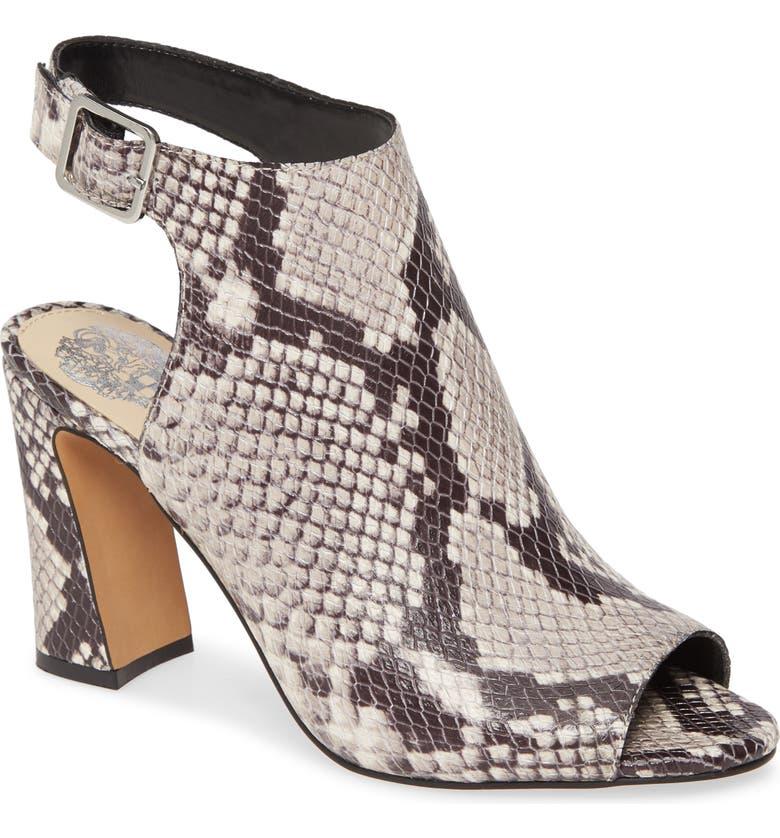 VINCE CAMUTO Cellia Sandal, Main, color, BLACK WHITE