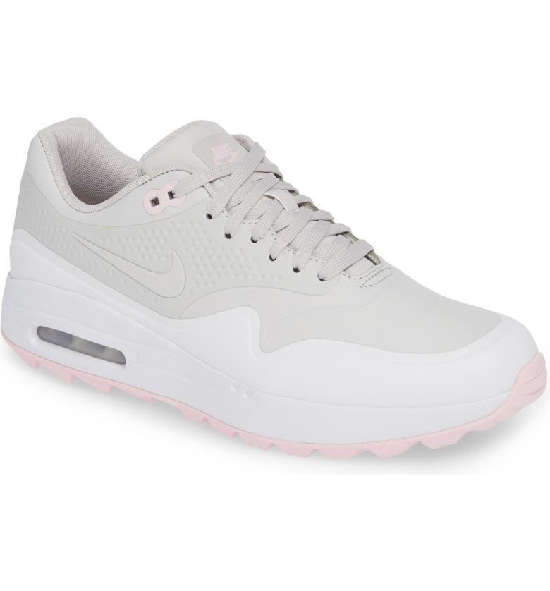 a986a79838 Air Max 1 G Golf Shoe, Main, color, VAST GREY/ WHITE/