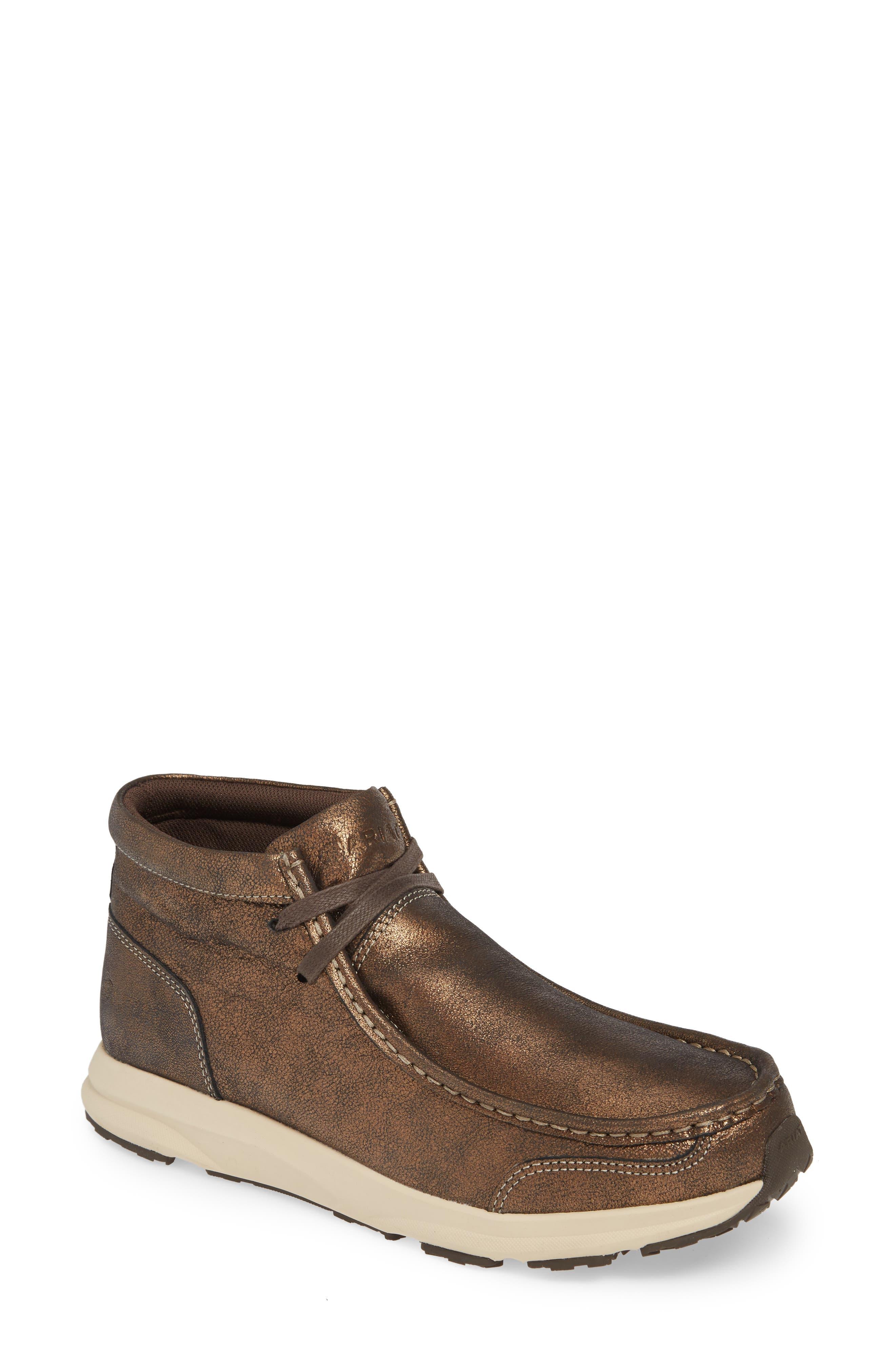 Ariat Spitfire Chukka Boot, Brown