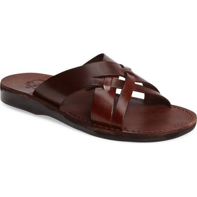 Jerusalem Sandals Jesse Slide Sandal