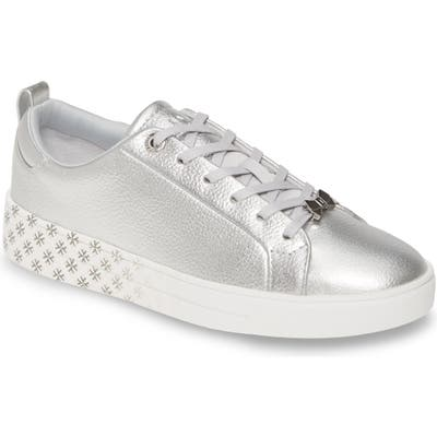 Ted Baker London Roully Sneaker, Metallic