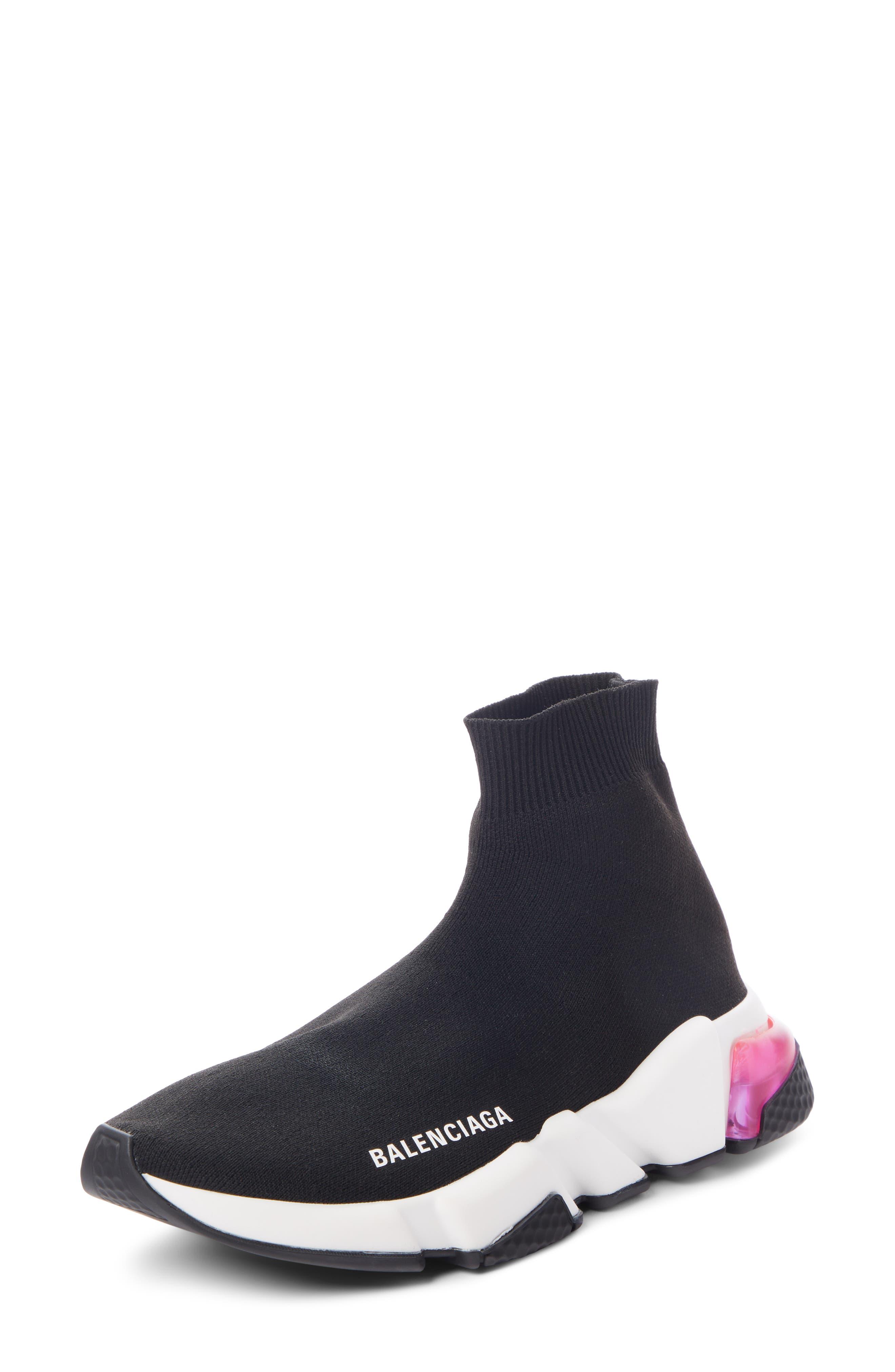 Balenciaga Mid Speed Sock Sneaker