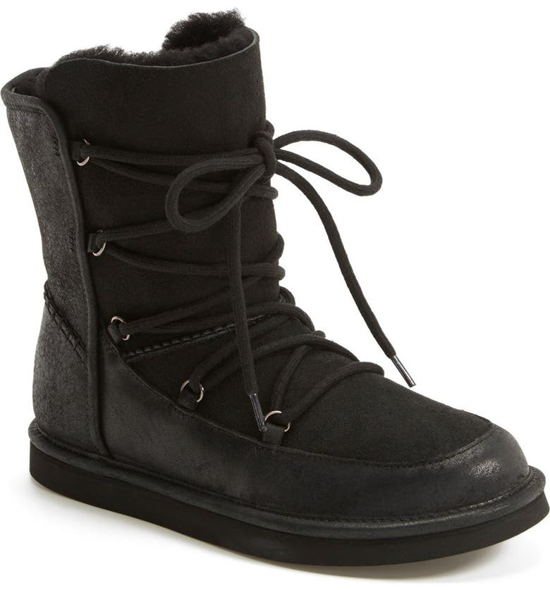 6c60cb21685 Lodge Water Resistant Lace-Up Boot