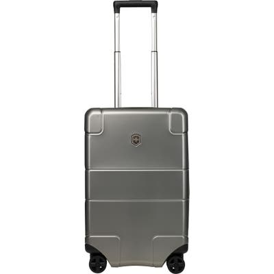 Victorinox Swiss Army Lexicon Frequent Flyer 22-Inch Wheeled Carry-On - Grey