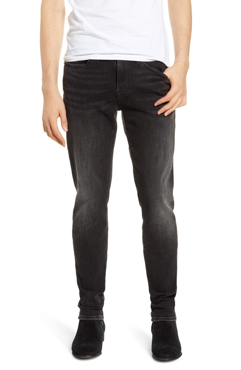 FRAME L'Homme Skinny Fit Jeans, Main, color, BENJAMIN