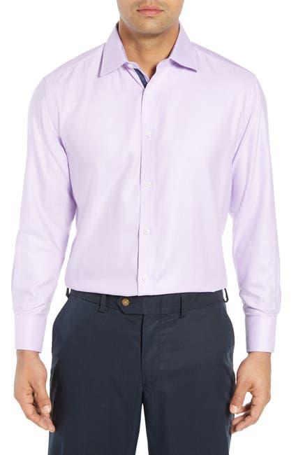 Image of English Laundry Dot Regular Fit Dress Shirt